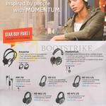 Headphones, Earphone, Amperior, Momentum, MM70i, HD 221, HD 231, HD 461 I, HD 471 I