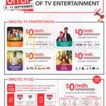 TV Starter Packs, TV Go, Jingxuan Starter, Inspirasi Starter, Kondattam Starter, Desi Starter, TV Go Plan 1, 2