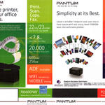 Sinotron Pantum Printers M6600NW, P2500W