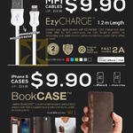 Andino MFI Cables, IPhone 6 Cases, Ezy Charge, BookCase