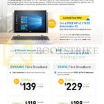 StarHub Business Fibre Broadband 139.00 Dynamic Fibre, 229.00 Static Fibre