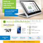 StarHub Business Fibre Broadband Bundle 149.00 Smart Office Suite