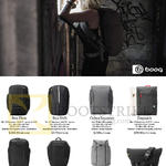 The Techanic Booq Bags Backpacks Boa Flow, Shift, Cobra Squeeze, Daypack, Pack Pro, Shock Pro, Slimpack, Boa Nerve