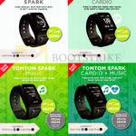 Tomtom GPS Fitness Watches Spark, Spark Cardio, Spark Music, Cardio Plus Music