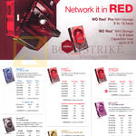 WD Hard Disk Internal NAS Storage Blue, Red, Red Pro, Black, Gold, Purple, 500GB, 750GB, 1TB, 2TB, 3TB, 4TB, 6TB, 8TB