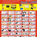 Worldwide Computer Accessories Cables, VGA, OTG Cable, USB Bluetooth, Audio Splitter, Card Reader, Notebook Key Lock, Cheque Print Software