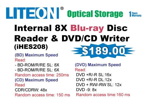 IT Show 2009 price list image brochure of Liteon 1 (convergent)