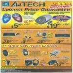 A4Tech Mouse Keyboard Webcam Headset (tclong)