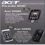 Tempo DX900 DX650 Smartphone