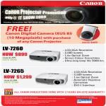 Canon Projector