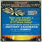 PC Notebook Cashback Tclong
