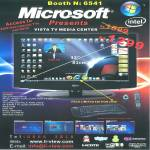 Microsoft Vista TV Media Center Tclong