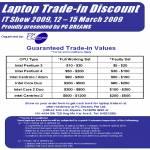 Laptop Trade-in