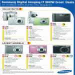 Samsung Digital Cameras (tclong)