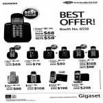 Gigaset Phones (tclong)