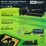 Western Digital WD TV HD Media Player Tclong