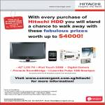 Hitachi Lucky Draw Online (convergent)