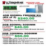 Kingston For Apple (convergent)