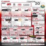 Canon Inkjet Printers Pixma All In One Wireless Printing Photo Fax Professional A3