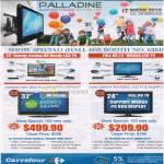 Palladine LCD TV EPT3252E EPT2452M