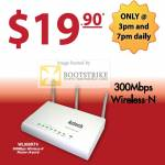 Systems Aztech WL950RT4 Router Special Offer