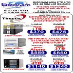 Systems Bizgram Thecus NAS N2200 N0503 4100 PRO