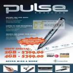 Systems Pulse Smartpen Audio Note Recorder