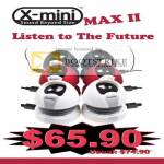 Convergent Systems X Mini Max II Speakers