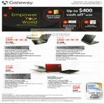 Gateway Notebooks ID5815g NV4827g LT2101G LT2102g LT2103g LT2013g LT2014g