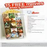 Mio TV 15 Free Movies Every Month
