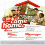 Singtel Mio TV Football Sports Package Frenzy Pack Barclays Premier League ESPN Star Sports ESPNews