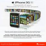 IPhone 3GS IFlexi Value Barclays Premier League Package Offer