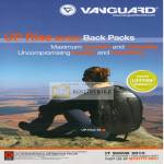 Vanguard Backpacks Booth