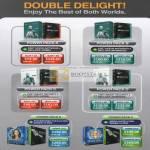 ESet NOD32 Antivirus Big Lock Smart Security Power Packs