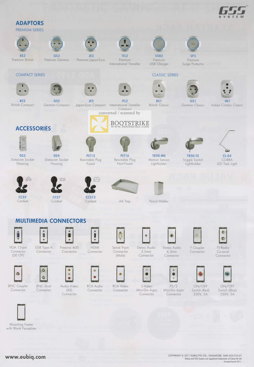 Flexible Power Outlet System «power Outlet System Flexible