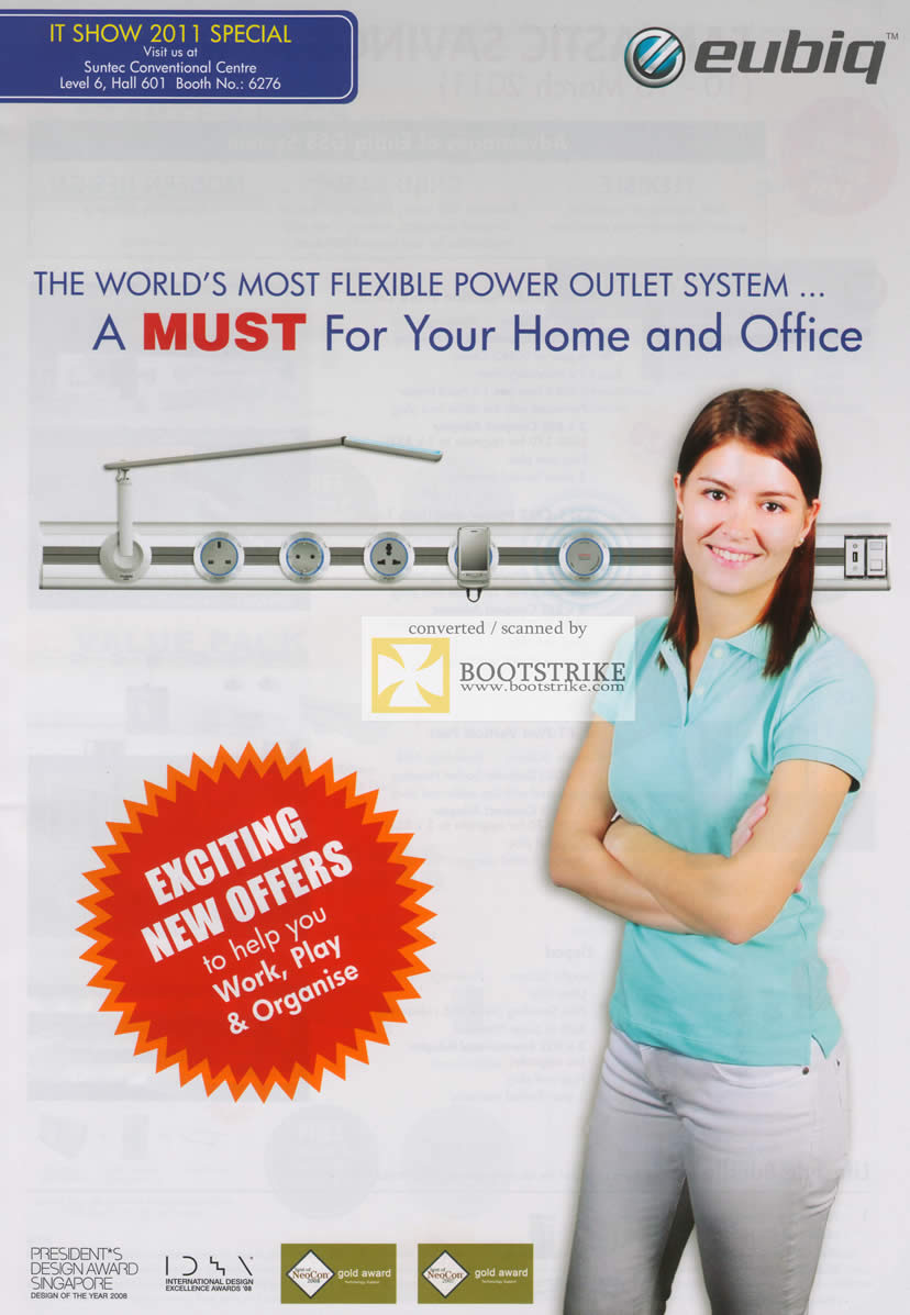 Flexible Power Outlet System «power Outlet System Starter