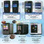 Sony Ericsson Mobile Phones Cedar Spiro G700 Zylo Aino Classic
