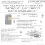 Installment Purchase No Credit Card