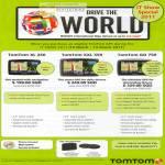 TomTom GPS Navigation System XL250 XXL550 GO750