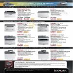 Lexmark Printers E260d E260dn C540n X203n X204n X264dn X364dn X543dn X544dn