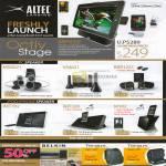 Altec Lansing MP450 IPad Speakers MX6021 VS4621 BXR1221 IMT702 IMT320 M102
