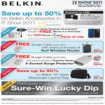 Belkin Star Buys Apple Hardware Accessories Surge Cube Sure Win Lucky Dip