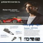 Plantronics Savor M1100 Bluetooth Headset