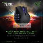 Razer Naga Epic Gaming Mouse MMO Suite