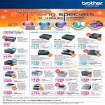 Printers Laser HL-2140 2240D 2270DW 3060CW Inkjet DCP-J125 MFC J220 J615W 5890CN 6490CW DCP 7040 7340 7840N 9010CN 9320CW FAX-2820