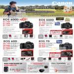 Digital Cameras DSLR EOS 600D 550D 60D 7D 60D