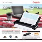 Document Scanner P-150 USB