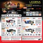 Legria Video Camcorders HFR26 FS406 HFR28 FS46
