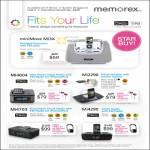 Memorex Minimove Mi3X Boombox Radio Mi4604 Mi2290 Mi4703 Mi4290