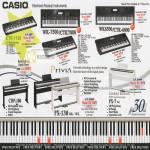 Music Keyboards CTK-1150 CDP-100 WK-7500 CTK-7000 Privia PX-130 WK-6500 CTK-6000 PX-7